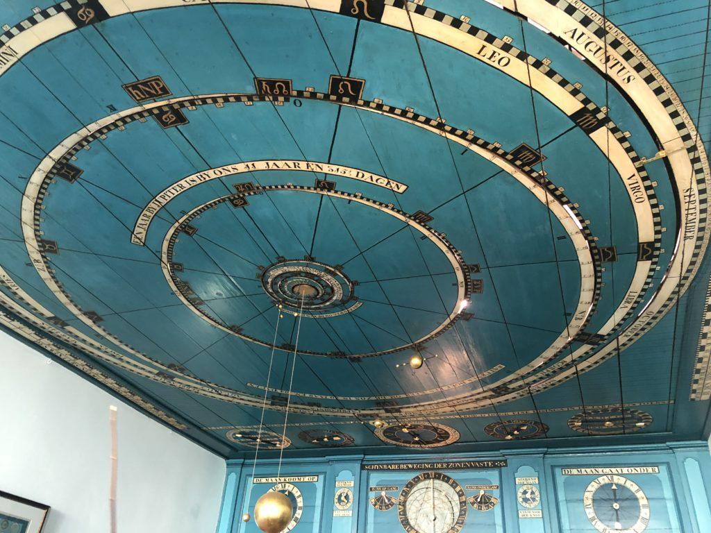 Het planetarium in Franeker is de ster van de Elfsteden