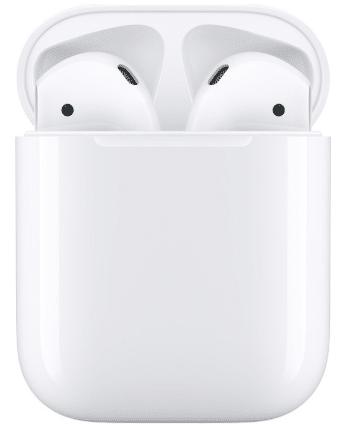Apple Air Pods cadeau geven aan je moeder op Moederdag.